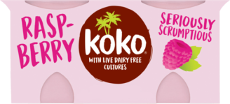 Koko Raspberry Yogurt Alternative