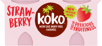 Koko Strawberry Yogurt Alternative