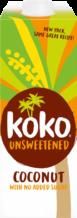 Koko Unsweetened Milk
